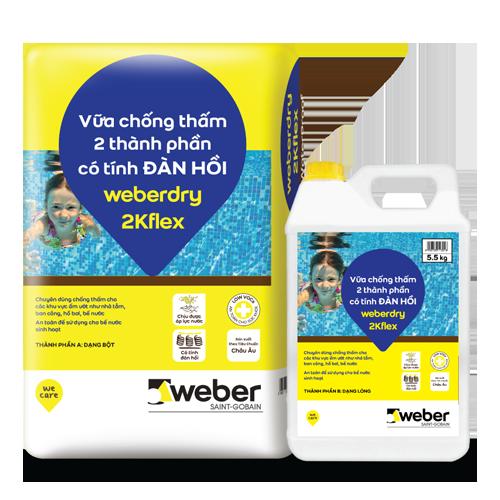 weberdry 2Kflex