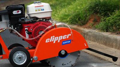 Máy Clipper® Norton - công cụ mài mòn Saint-Gobain