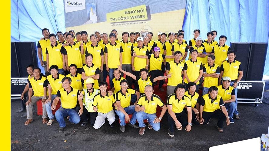 Saint-Gobain Weber: Starting business in Vietnam