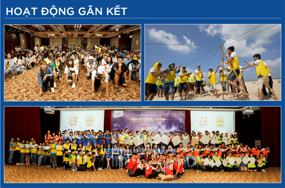 Happy together Saint-Gobain Việt Nam 1